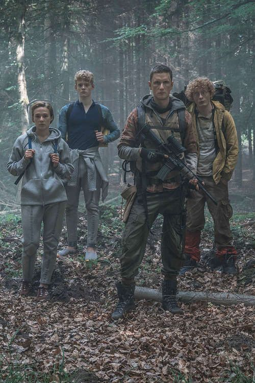 Netflix Serie The Rain Bleiben Sie Im Trockenen Bleiben Im