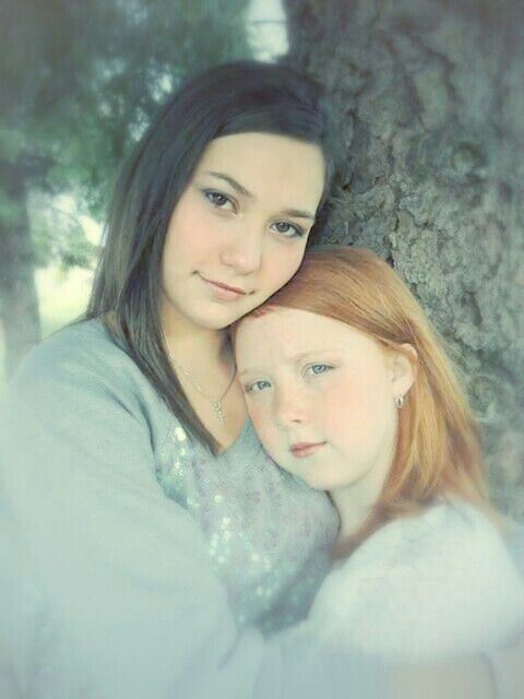 Softened by sisterhood
