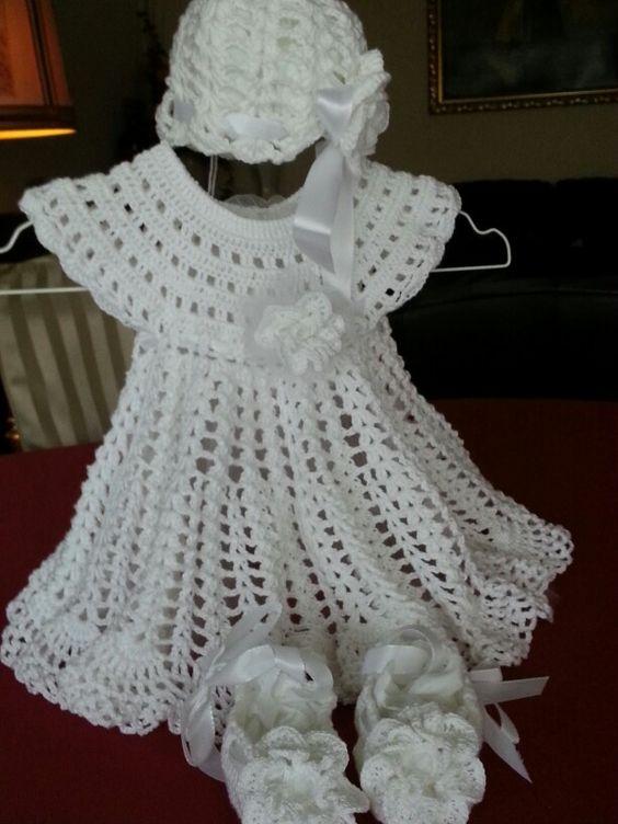 Kleid für Taufe