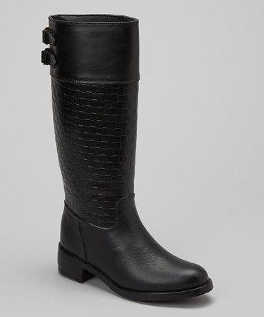Capelli New York Black Brick Rain Boot | Nice, York and Rain boots