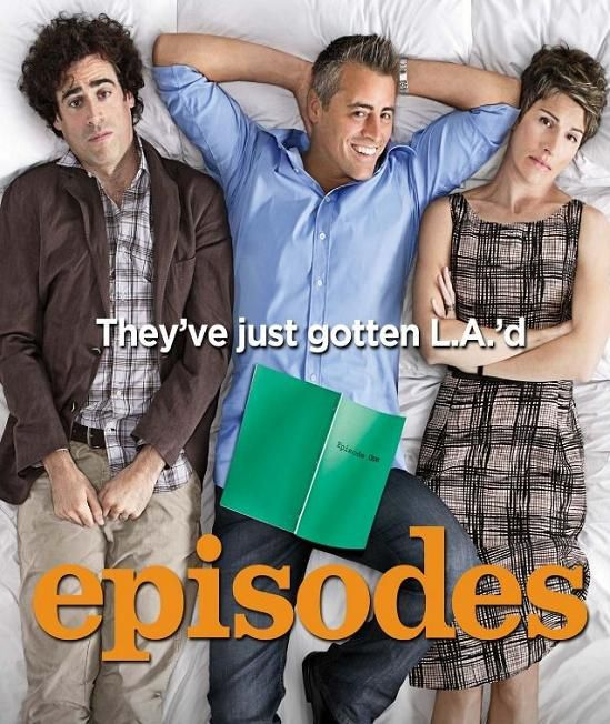 "Matt Leblanc playing ""Matt Leblanc"" is just the funniest. I love anything that spoofs inside Hollywood!"