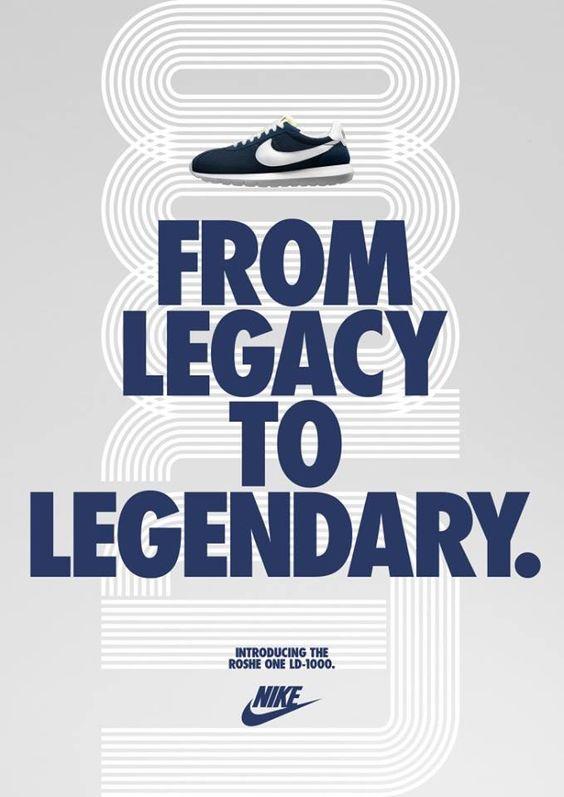 nouvelle femme balance bleu - Nike Roshe One LD-1000 | Sneakers: Nike Roshe LD-1000 | Pinterest ...