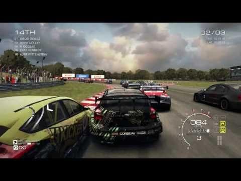 GRID Autosport - Gameplay PC ( Race 7 )