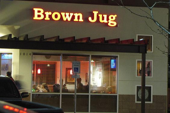 Hidden restaurant of the day: Brown Jug in Chelsea (from hiddenboston.com).