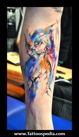 watercolor tattoo technique - Buscar con Google | tattos ...