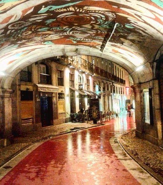 Rua Côr de Rosa, Lisboa