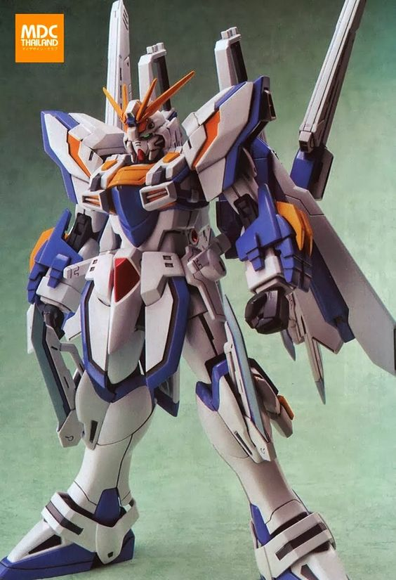 GUNDAM GUY: Gundam Build Fighters: HG 1/144 God Gundam Kiwami - Custom Build