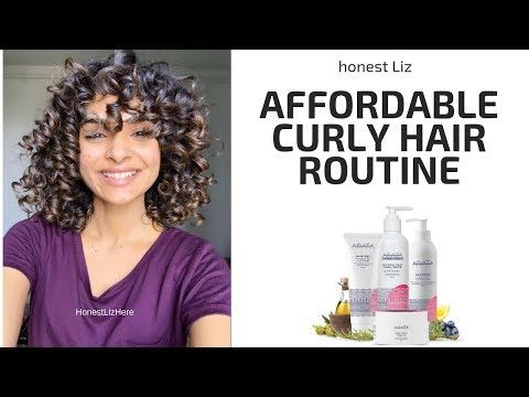 My Routine With Indian Curly Hair Products Arata Zero Chemicals