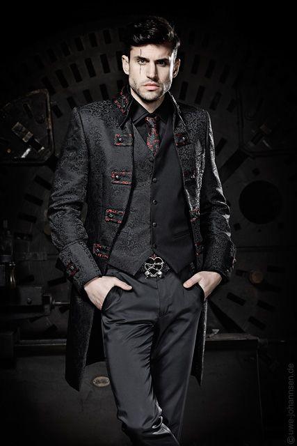 ... und Bühnenbekleidung  gothic  Pinterest  Gentleman und Outfit
