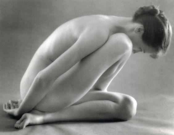 "Ruth Bernhard "" folding """