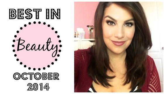 Best in Beauty: October 2014