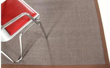 Bamboo Domus. Tappeto in bamboo e cotone. Dimensione 140x200 cm. Di ABC Italia