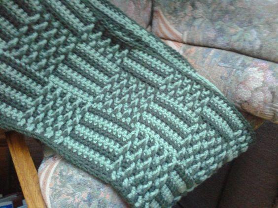 Crocheting Reddit : ... reddit.com/r/crochet/comments/1f10he/wip_my_favorite_crochet_afghan