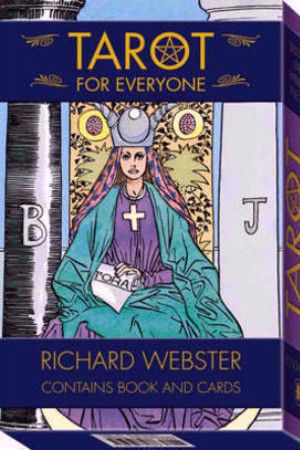 This Tarot card set by authorRichard Webster and artist Roberto De Angelis is perfect for beginners.Perfect for beginners, This boxed set features 78 cards from the popular Universal Tarot deck and a handy book introducing this ancien...