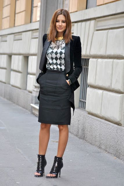 Cut Out Ankle Boots | STREET STYLE | Pinterest | Offices, Boots ...