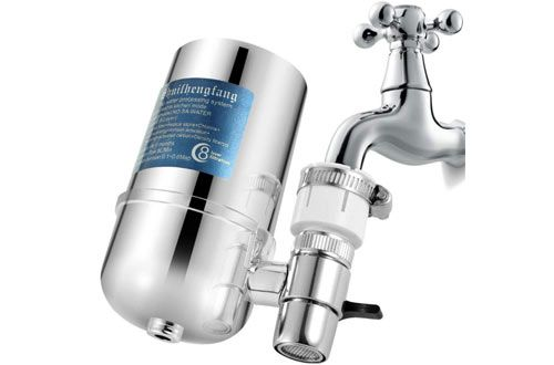 Top 10 Best Faucet Water Filters For Sink Reviews In 2020 Filtered Water Faucet Water Purifier Water Filter