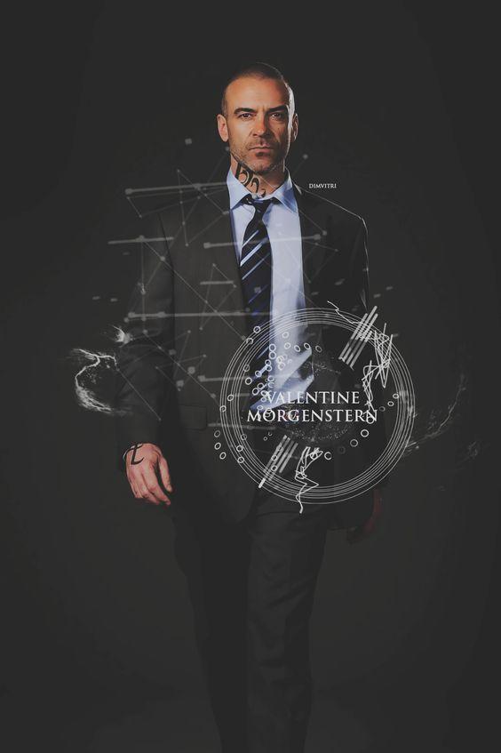 Alan Van Sprang is cast as Valentine Morgenstern in #Shadowhunters
