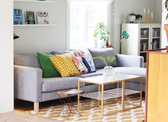 Fint vardagsrum | Living room | Pinterest
