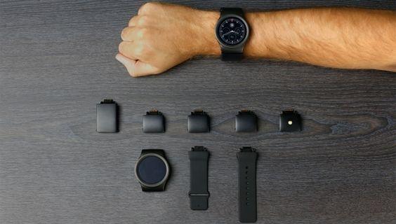 Blocks Modüler Akıllı Saat