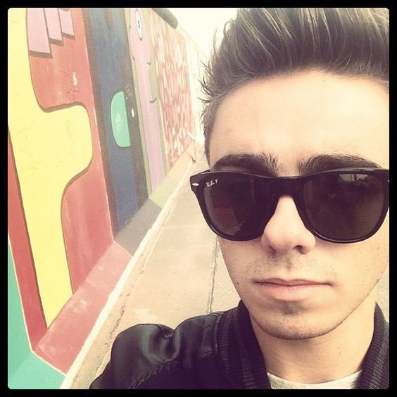 Nathan's photo from Instagram. Hello gorgeous! ;)