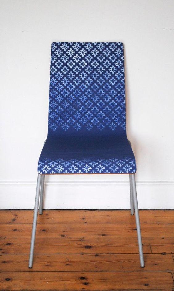 jak odnowić stare krzesła