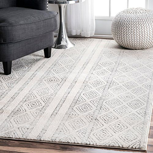 Where To Buy The Best Farmhouse Rugs Under 200 Grey Geometric
