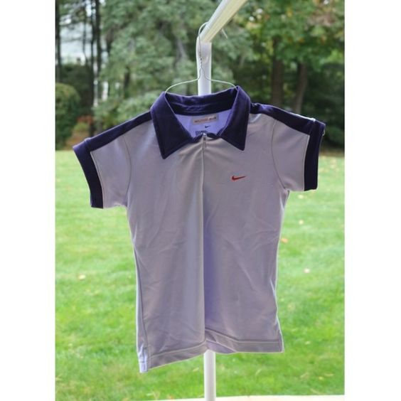 NIKE CHILDRENS CUTE ATHLETIC SHIRT!! Super cute purple Nike athletic shirt!!!! Dry-fit and super comfortable. Size children's 10-12 Nike Tops Tees - Short Sleeve