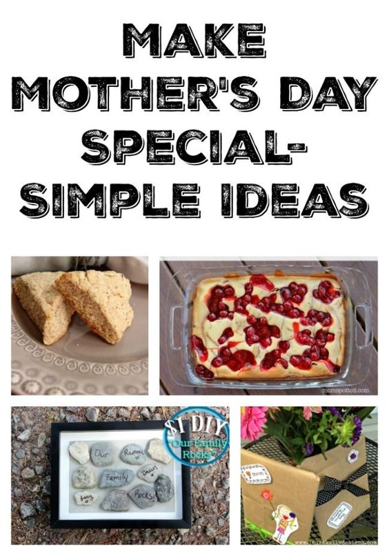 Make Mother's Day Special- Simple Ideas | Our WabiSabi Life