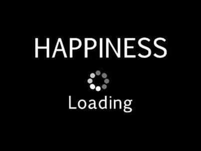 Loading Happiness