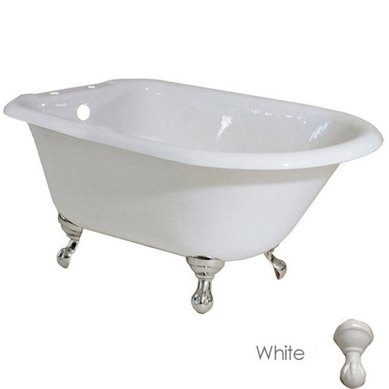Clawfoot Tubs Tubs And Classic On Pinterest