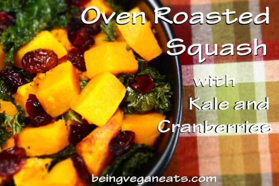 Oven Roasted Squash