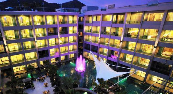 ليالى مجانيه فى منتجع The Kee Resort & Spa