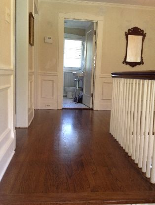 Pinterest the world s catalog of ideas for Hardwood floors upstairs