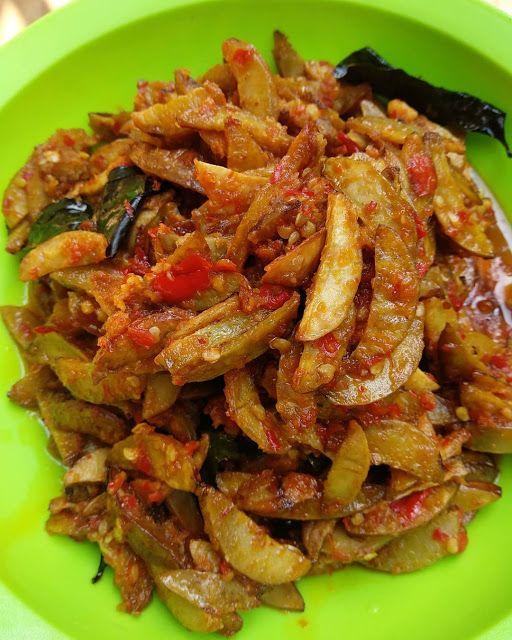 Resep Jengkol Balado Ini Enak Praktis Dan Mudah Bikinnya Resep Spesial Resep Resep Masakan Masakan