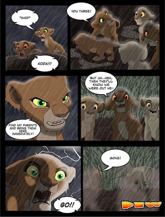 Kiara's Reign Page 29 by TC-96 on DeviantArt