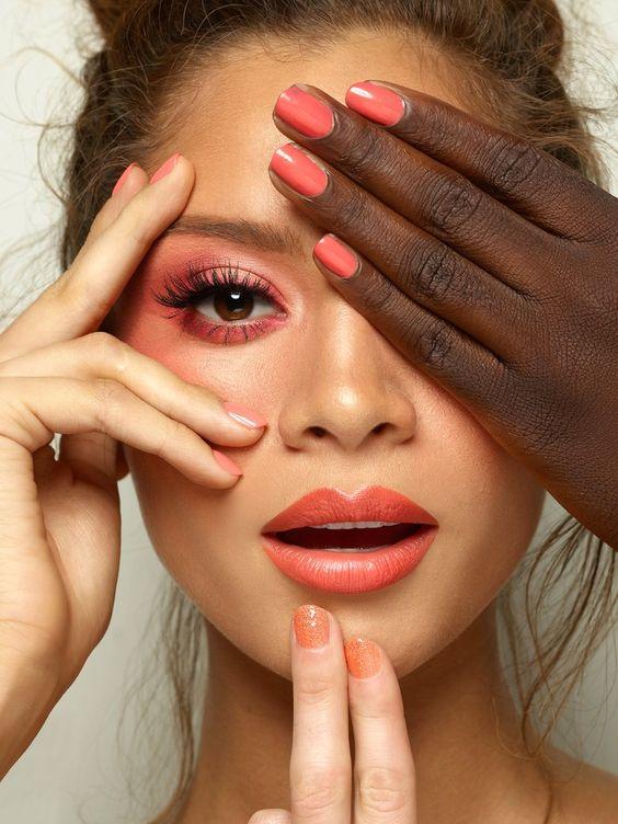 2019 Trendy Makeup Ideas