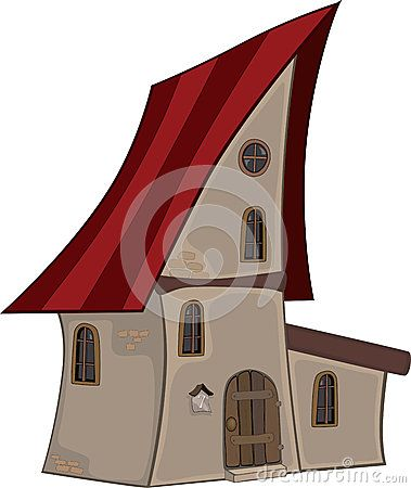 fantasy house drawing - Google Search