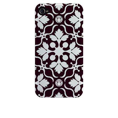 White amp black iphone case