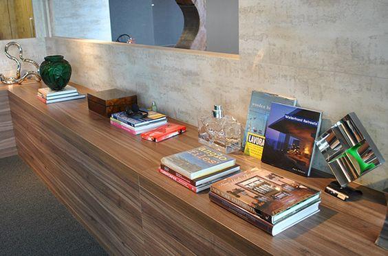 Decoração com livros - Escritório - Revista Westwing