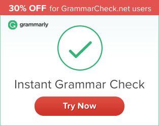 Free essay checker for grammar