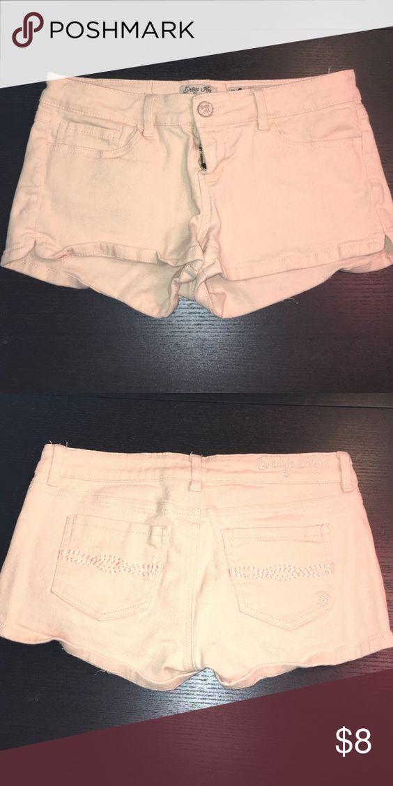 Peach shorts Peach shorts Shorts