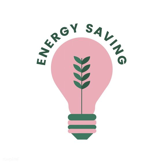 Electricity and energy saving icon   free image by rawpixel.com