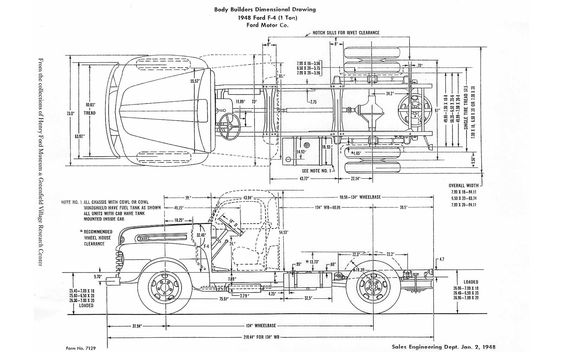 Wiring Diagram 1951 F1 Ford Truck Enthusiasts Forums