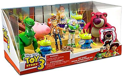 Disney Toy Story 3 Exclusive 10 Piece Deluxe Action Figure Set Buzz, Bullseye, Hamm, Jessie, Lotso, Rex, Woody 3 Aliens Disney Interactive Studios,http://www.amazon.com/dp/B00480DFN2/ref=cm_sw_r_pi_dp_gP2.sb0CDYSE2BZR