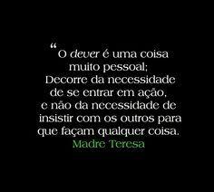madre teresa de calcutá | Published dezembro 17, 2013 :: Madre Tereza de Calcutá , [Frases ...