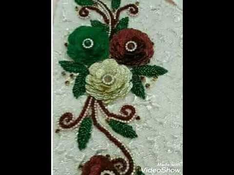 Title تشكيلة متنوعة من تنبات موزون Youtube In 2020 Needlework Embroidery Make It Yourself Needlework