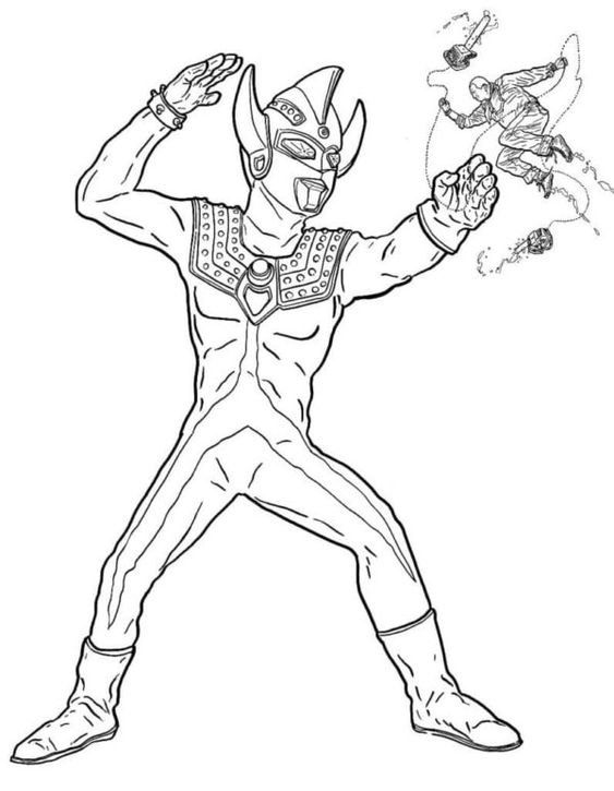 Ultraman Coloring Pages 100 Pictures Free Printable In 2021 Geof Darrow Avengers Coloring Pages Coloring Pages