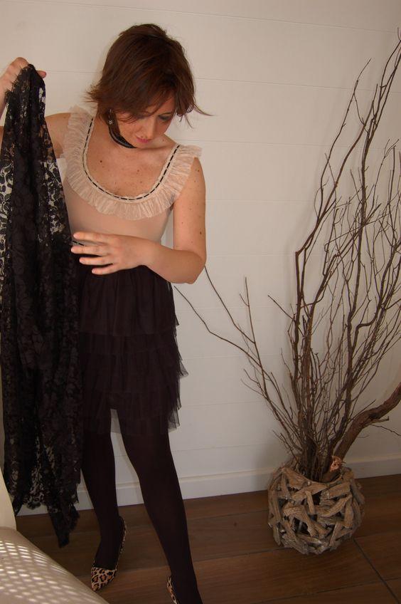 Este invierno me compré este vestido en rebajas porque me recordaba mucho a uno de los más famosos estilismos de Sarah Jessica Parker. Más en wp.me/p30IV5-mJ