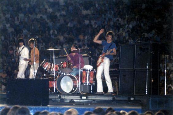 The Who - Singer Bowl, Flushing, New York - August 2, 1968