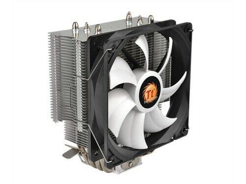 Thermaltake Cpu Cooler Cl P039 Al12bl A Contac Silent 12 Intel Amd Retail 841163067536 Ebay Amd Cooling Fan Cpu Socket